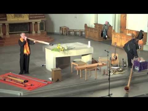 Soundscapes & Overtones - Kirche St. Otmar (CH)