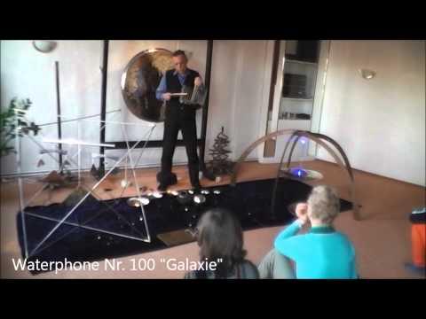 Kosmische Reise - Klangkonzert mit Martin Bläse in Kiel