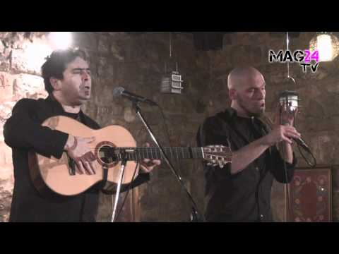 "Daniel Pircher live with Trio Fado at ""Xwra"" Lamia-Greece"