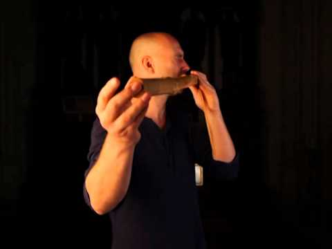 Overtone flute solo by Winne Clement