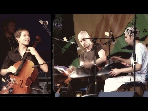 Nadishana-Kuckhermann-Braun 'Inflected Inception' Live @ Крутушка 2013
