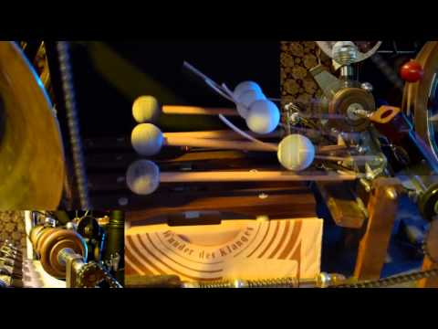 """Ode an die Freude"" - Die Musikmaschine, GöG - Didge & Sitar"