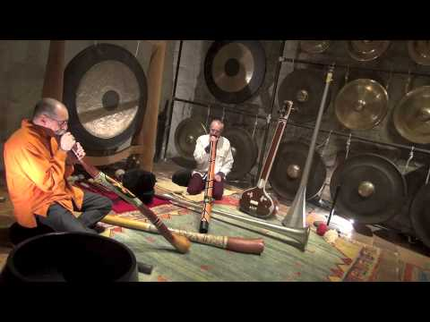 Klangkeller Bern - Martin Schaffner & Willi Grimm