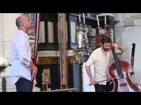 Fujara and Bass Improv by Winne Clement and Zeger Vandenbussche