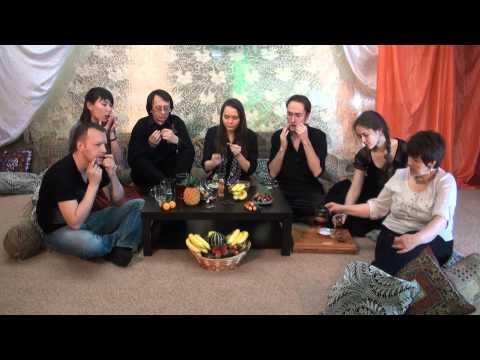 "Baikal Jew's Harp Ensemble ""Kyrgyz Tune"" (by Rostislav Mironovich)"