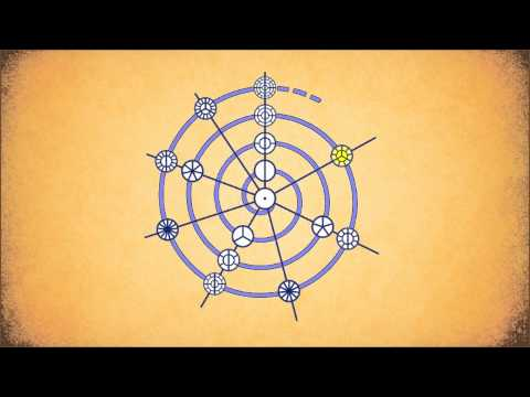 The Harmonic Series #1-16, Fundamental A2, 110 Hz. Naturtonerækkens nr. 1-16, primærtone A, 110 Hz