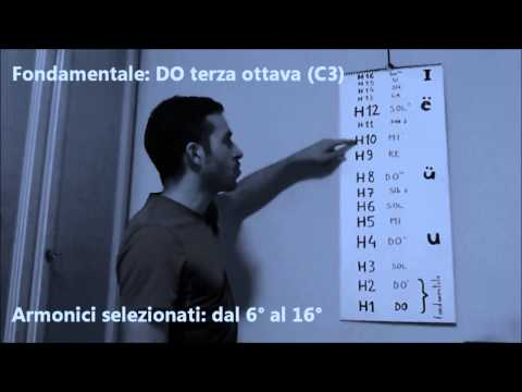 Giovanni Bortoluzzi - Canto armonico con fondament