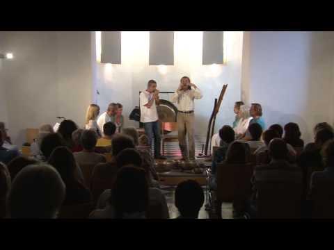 Mikuskovics: Obertongesangswoche / Overtone Singing Week 2011 - Konzert / Concert - Teil / Part 3