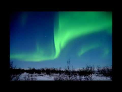 Northern lights Hodie Christus natus est (extracts)
