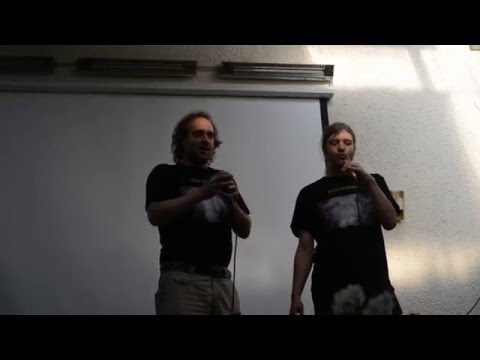 AlienVoices - overtone and throat singing goes beatbox