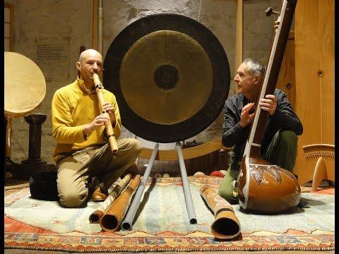 Klangkeller Bern - Patrick Frey  & Willi Grimm