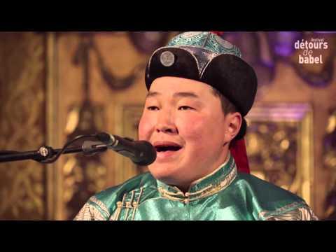 DDB2016 - BRUNCH - Chant diphonique mongol - Dimanche 3 avril 2016