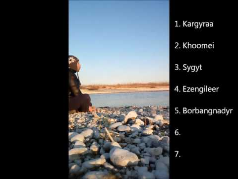 Practicing Seven Styles of Tuvan Throat Singing (maybe one more)