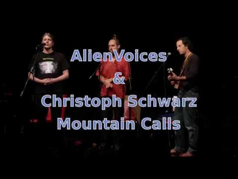 AlienVoices & Christoph Schwarz - Mountain calls