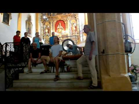 WURZHORNER: Aionigma Overtone Singing Choir