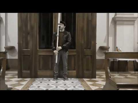 Giovanni Bortoluzzi - Bawu flute, Fujara, Overtone Flute, Xöömei (Tuvan throat singing), trunfa.