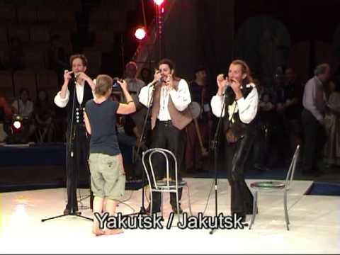 Austrian Jew´s Harp Trio: RUSSBACHER TÄNZE