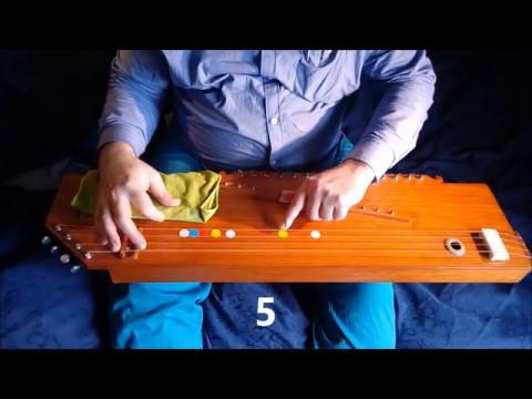 Flageolet Tones - String Harmonics