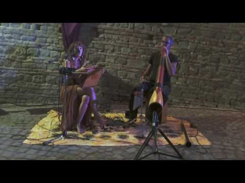 Tupa Ruja duo @ The Magic Castle Gradara