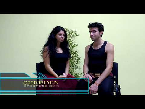 SHERDEN OVERTONE CHOIR - Om Nam Neo (Ilaria Orefice & Giovanni Bortoluzzi)
