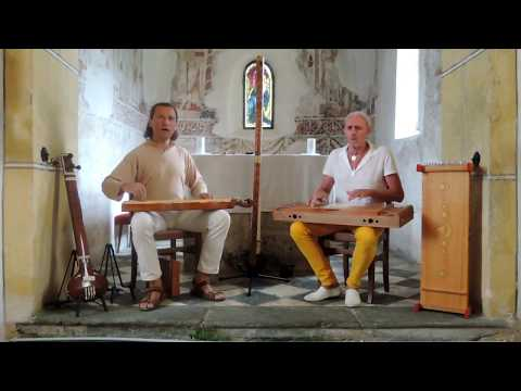 Aionigma: Der Lindenbaum (Am Brunnen vor dem Tore) Obertongesang - Overtone Singing
