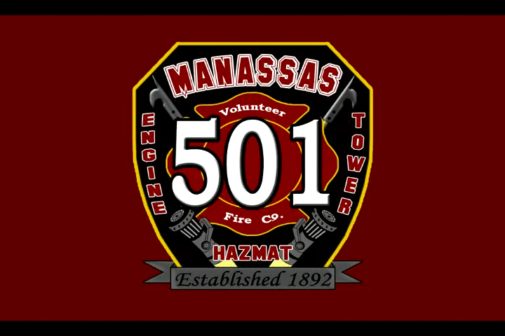 Manassas Fire - Engine Company 501 (Take 2)