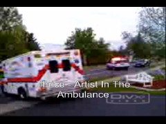 Artist in the Ambulance