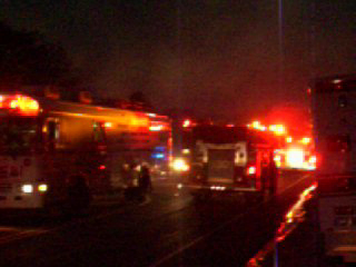 Forest Fire 2007