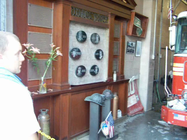 The Memorial Inside 10 House