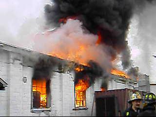 Kamin Fire