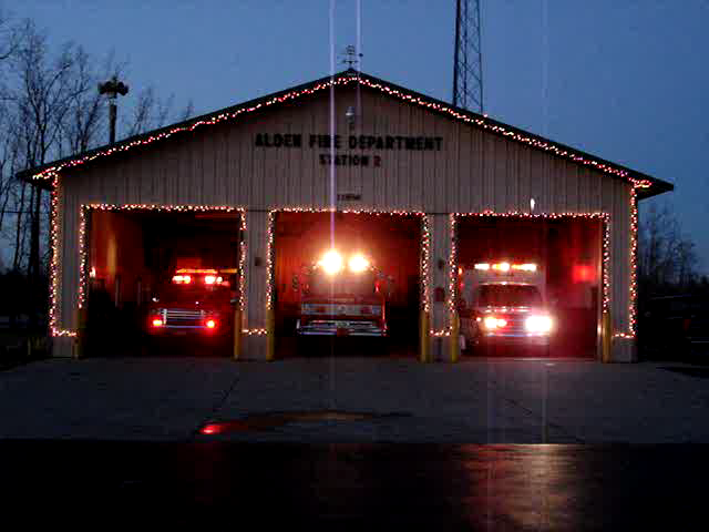 Christmas Time at Station 2