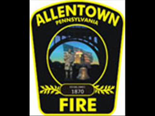 Allentown,PA Fire Dept. Music Video 1