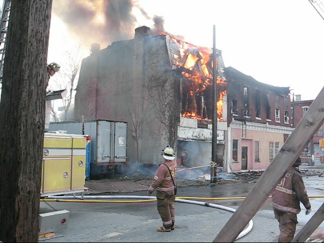 2nd alarm city of chester (part 2orf 2)