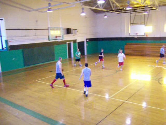 basketball for training