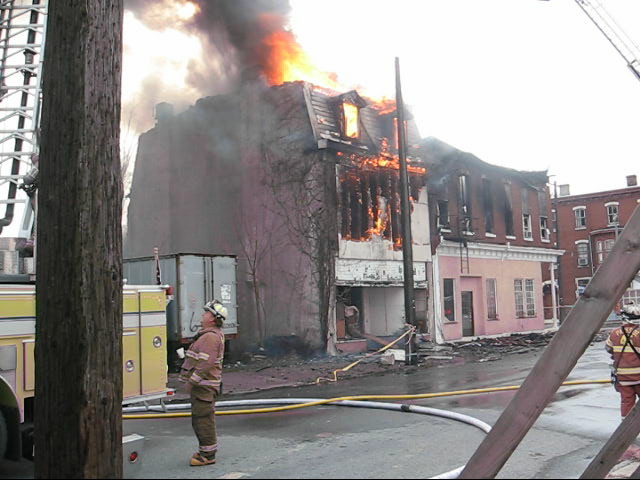 2nd alarm to city of chester (part 1 of 2)