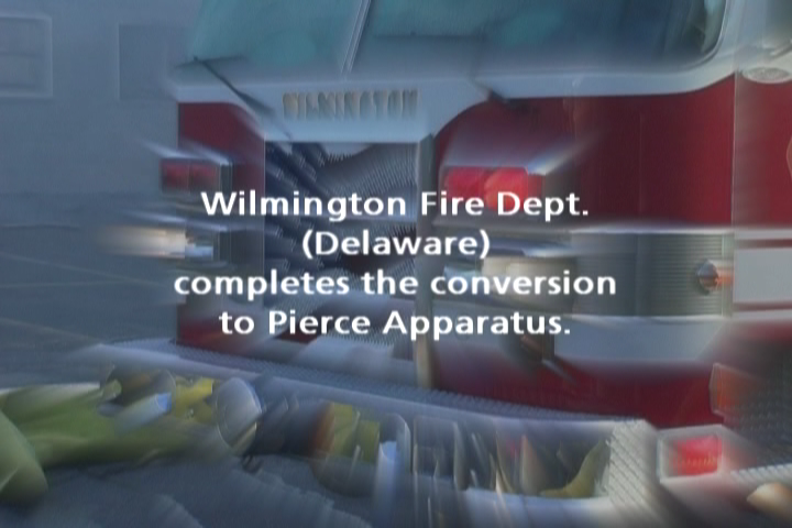 WFD Completes Transition to All Pierce Apparatus