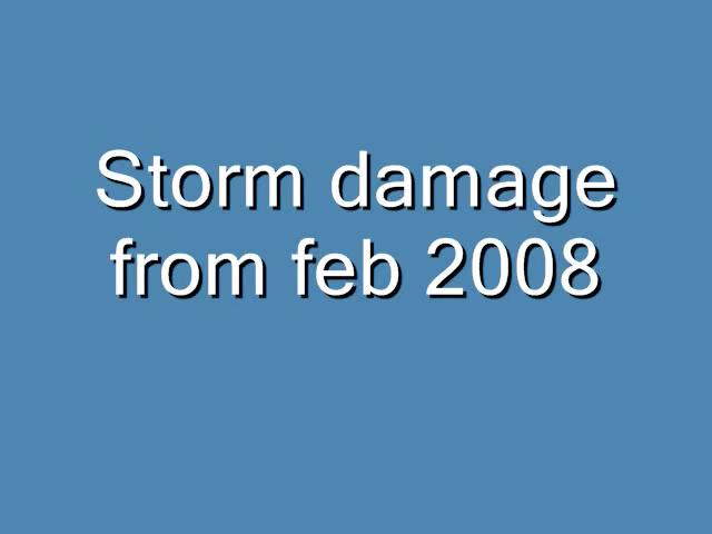 Storm Feb 2008