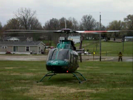Lifeflight Eagle Training day