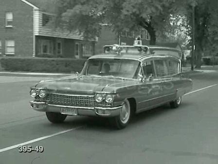 Vintage Ambulance Ride