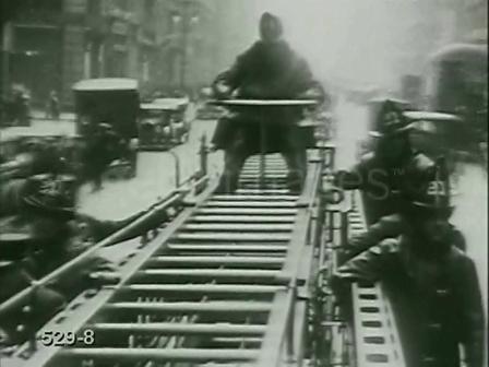 Vintage Ride On Hook & Ladder #3
