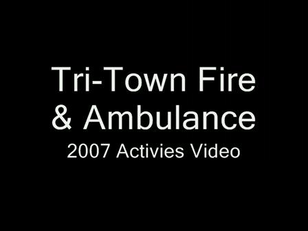 TTFD 2007 Video