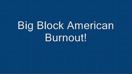Burnout Comparison
