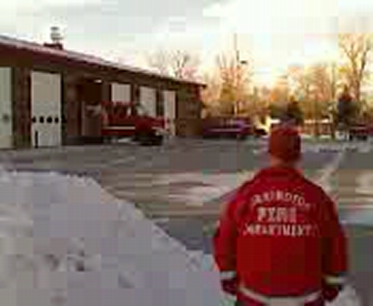 Riverton Fire Department, 2008