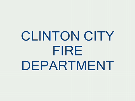 Clinton City Fire Department Fireman's Ball 2008