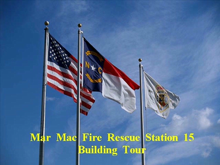 A Video Tour of Mar Mac Station 15 Building.