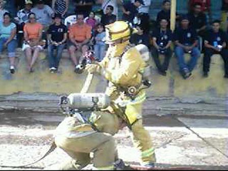 convencion de bomberos