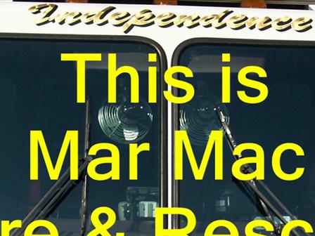 Mar Mac Squad 15 Rescue/Command Vehicle