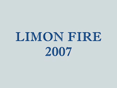 LIMON FIRE 2007