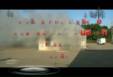 DALLAS FIRE RESCUE NIGHT BURN CLASS 286