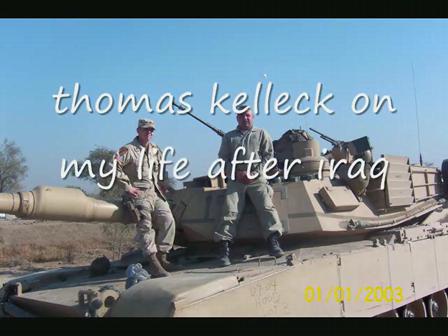 thomas kelleck on my life after iraq
